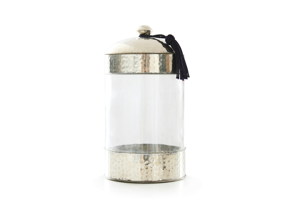 Silver Container_L