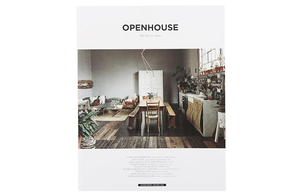 Openhouse Magazine No.4