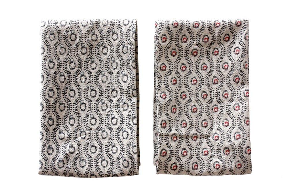 Daisy Chain Tea towel 2 Pack