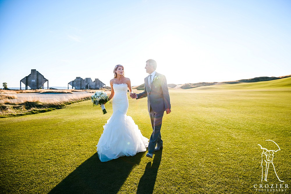 Chambers Bay Golf Club Wedding | Crozier Photography