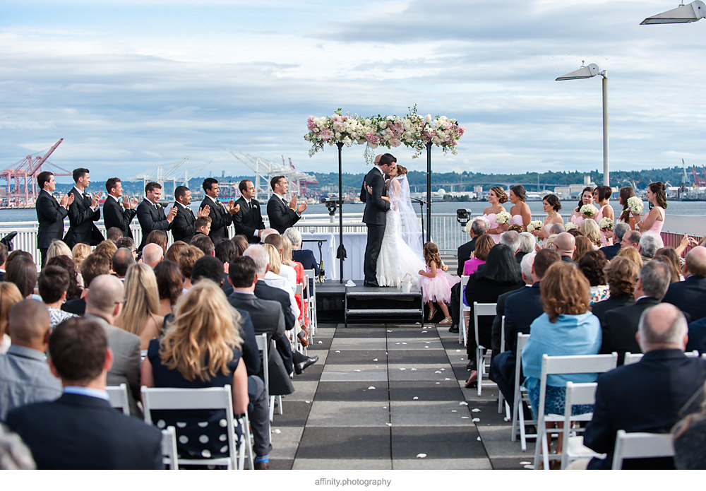 Bell Harbor Wedding | Seattle Wedding Planning and Design | New Creations Wedding Coordination