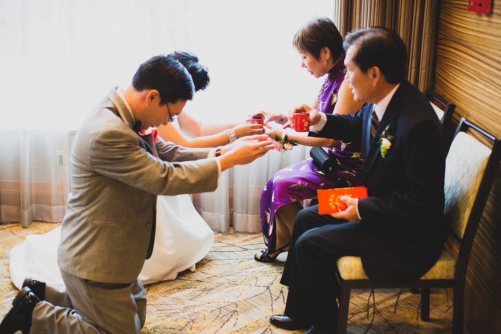 Pan Pacific Hotel Wedding