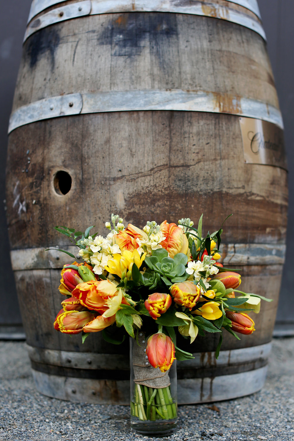 Woodinville Whiskey Co. Wedding