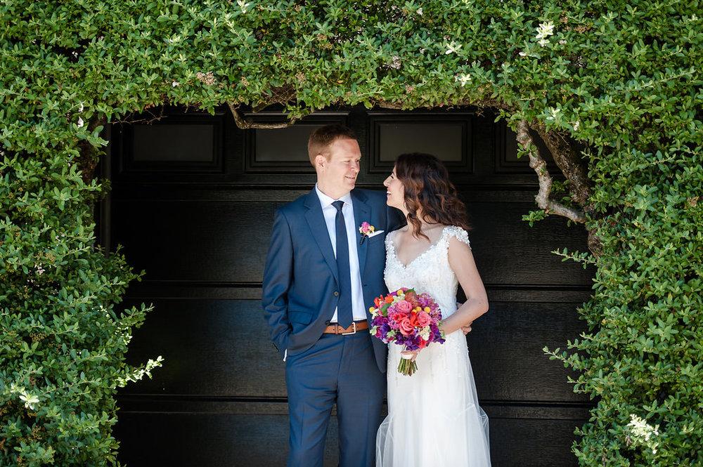 Within Sodo Wedding | Bride & Groom | Affinity Photography | Seattle Wedding Planner | New Creations Weddings
