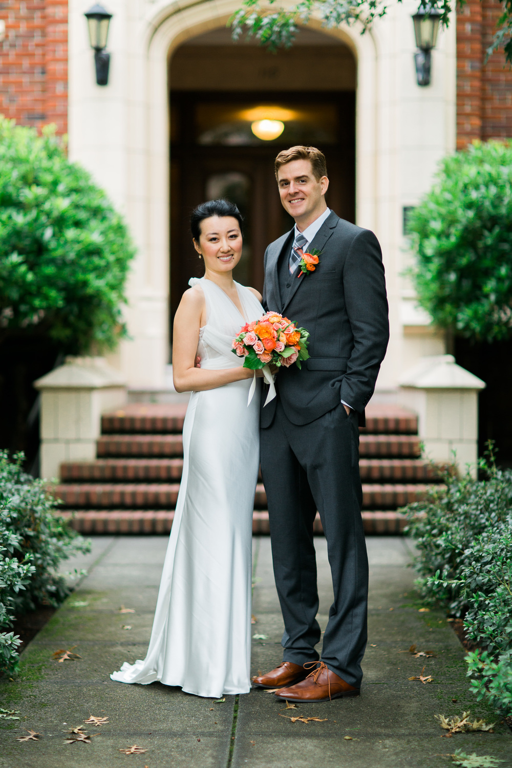 Parsons Garden Wedding | Asgari Photography | Chinese Wedding Planner | Seattle Wedding Planner