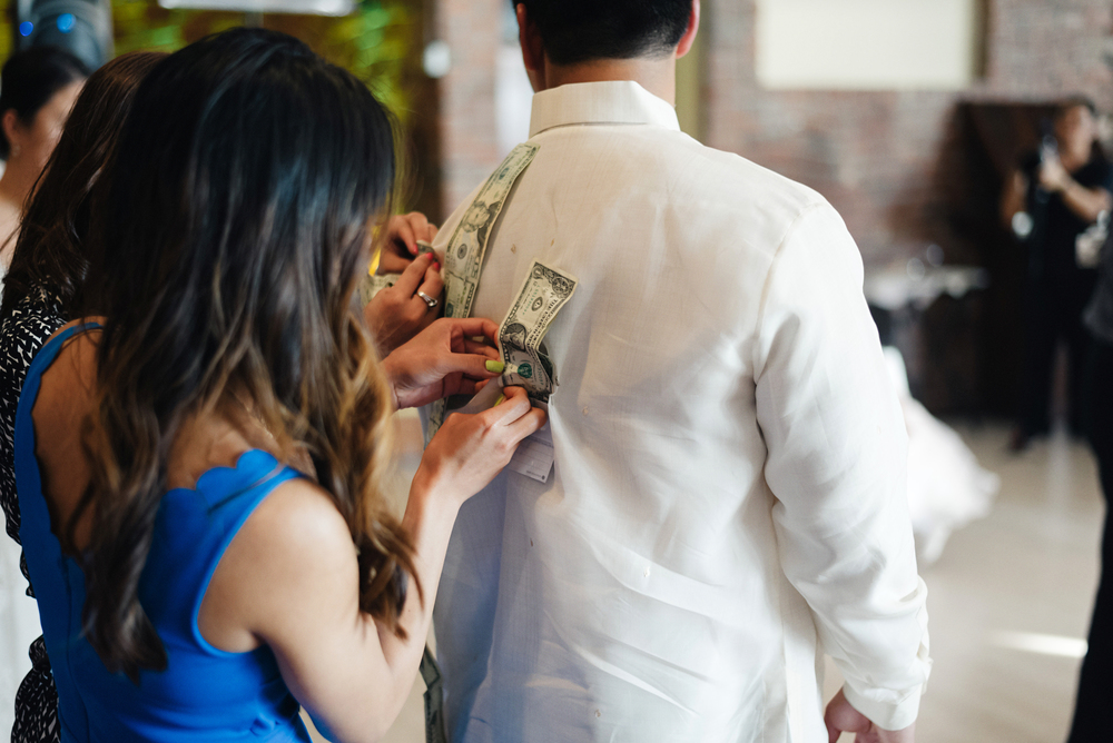 Filipino Money Dance | Joe and Patience Photography | Filipino Wedding Planner | Seattle Wedding Planner | Ballard Bay Club Wedding