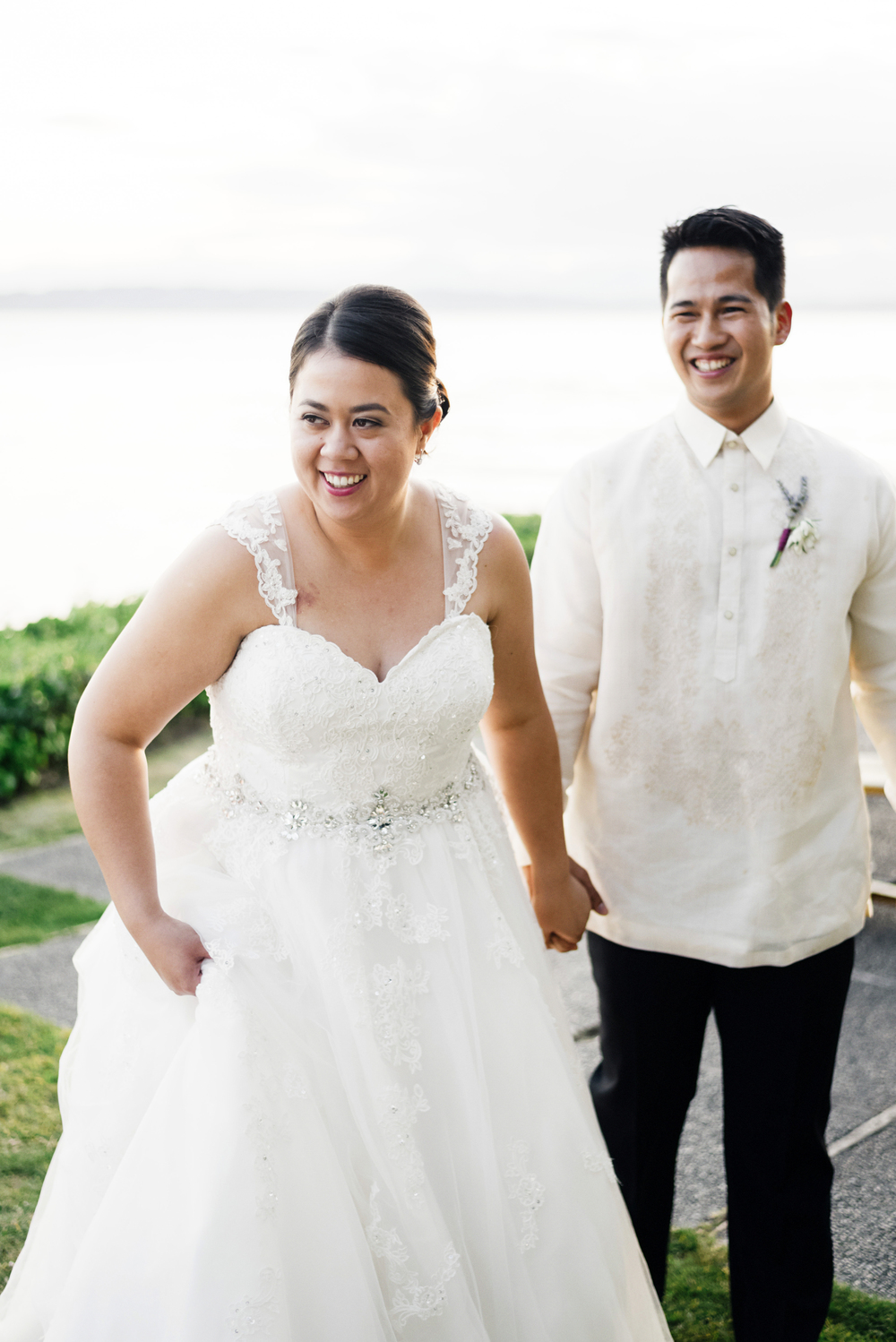Bride and Groom | Joe and Patience Photography | Filipino Wedding Planner | Seattle Wedding Planner | Ballard Bay Club Wedding