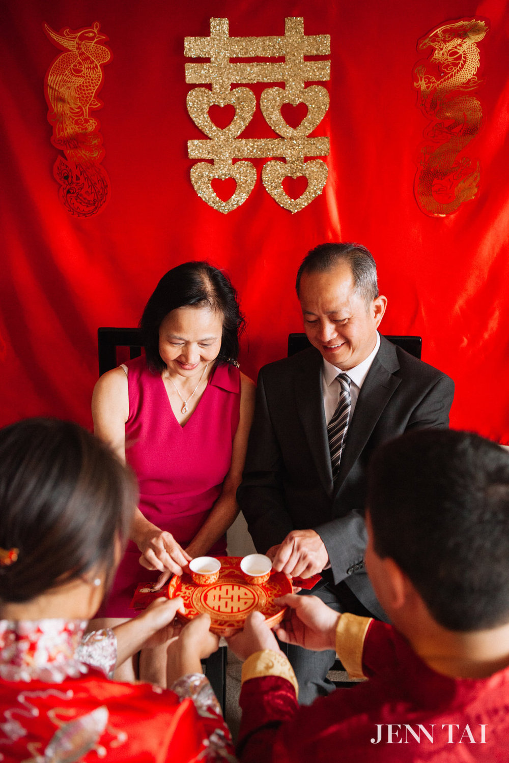 Chinese Tea Ceremony | Chinese Wedding Planner | Seattle Wedding Planner