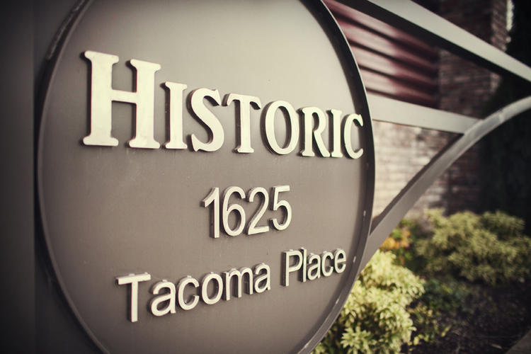 Historic 1625 Tacoma Place