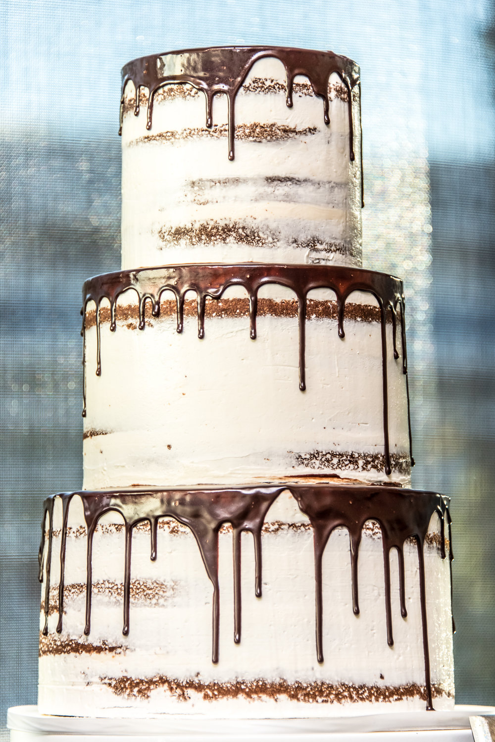 Stone Layne Wedding Cake