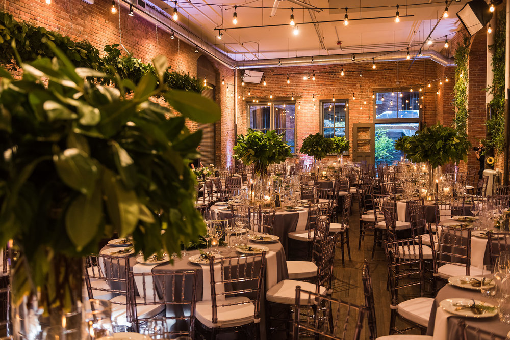 Gorgeous Greenery Wedding at Axis Pioneer Square
