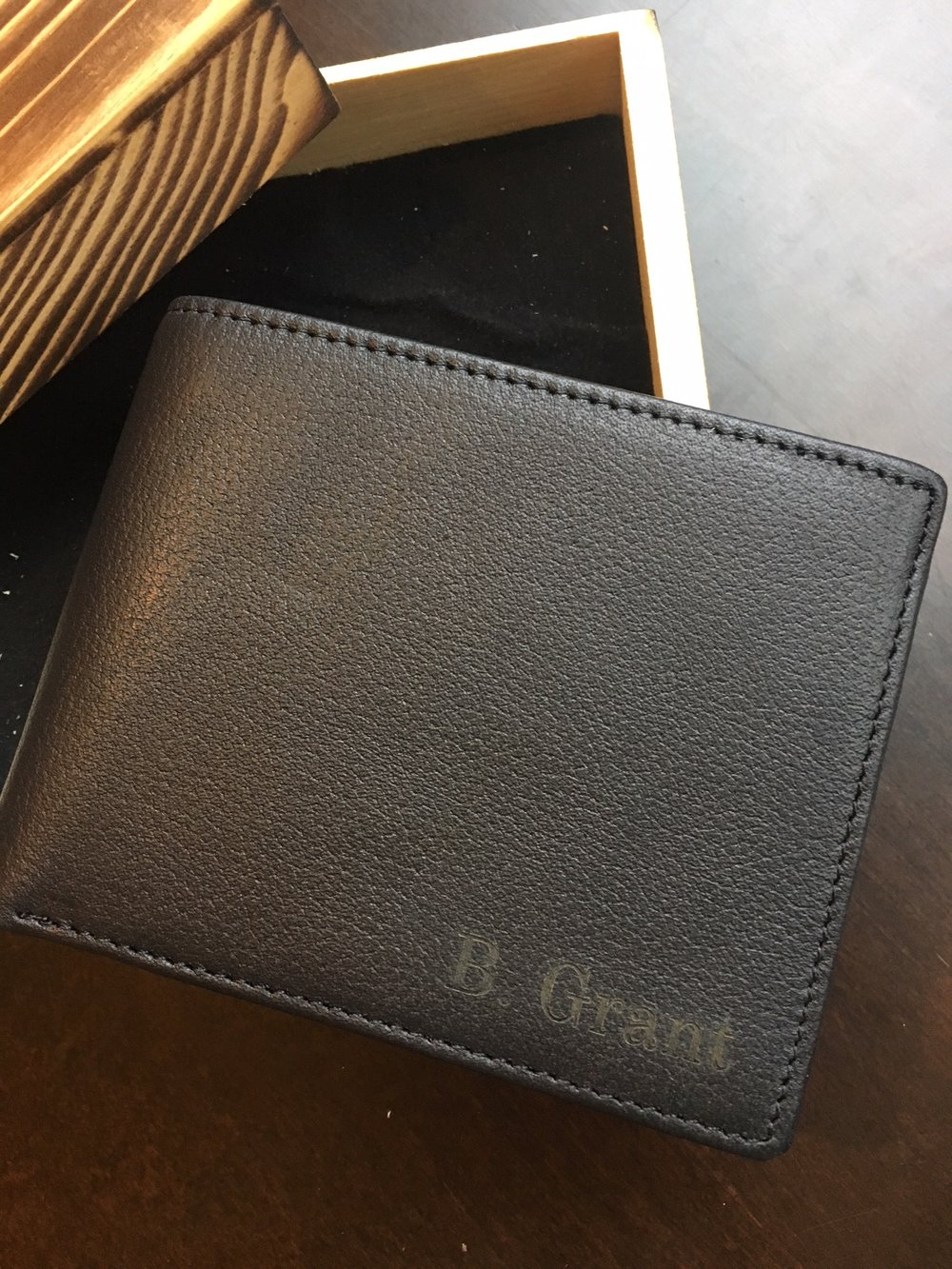 Engraved-customized-wallet