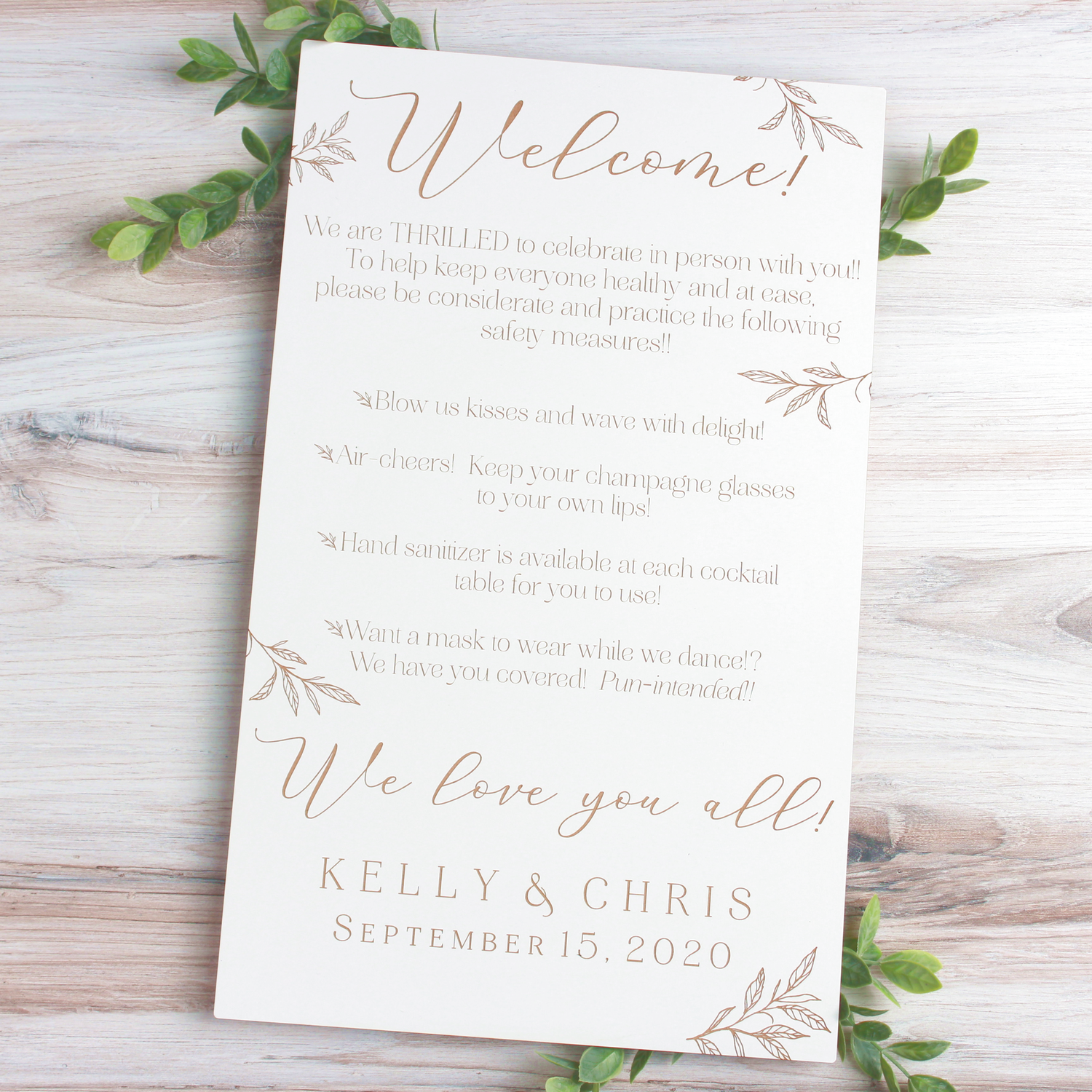 Wedding Guest Communication During Covid 19 Seattle Wedding Planner