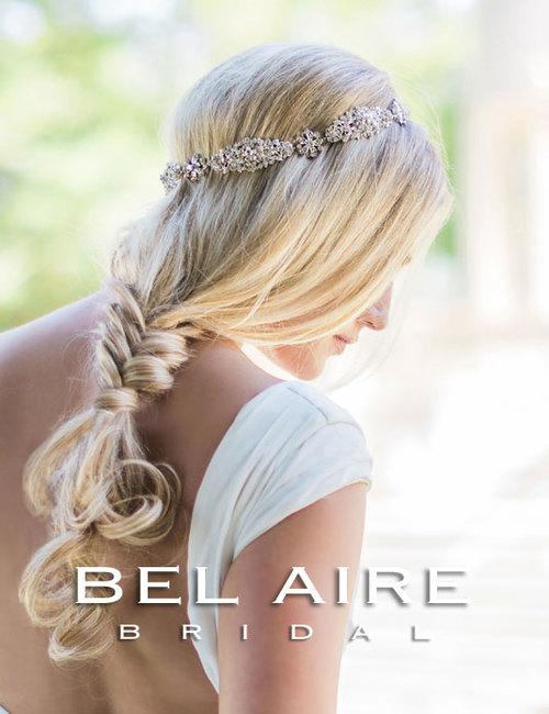 Wedding Dress Headpiece Baton Rouge - 1