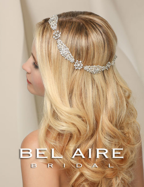 Wedding Dress Headpiece Baton Rouge - 4