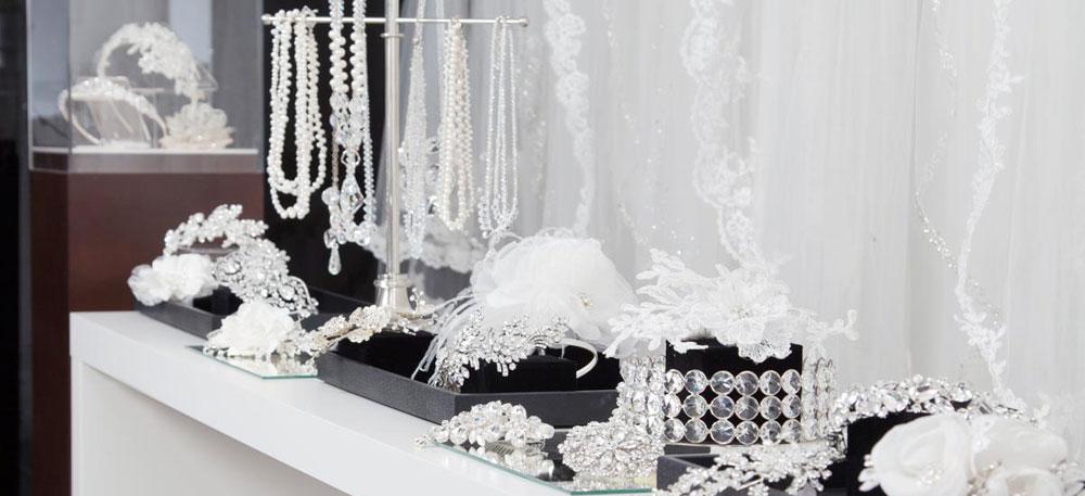 Wedding Dress Accessories Baton Rouge - 1