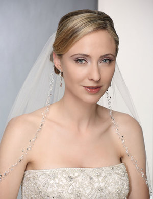 Wedding Dress Veil Baton Rouge - 3