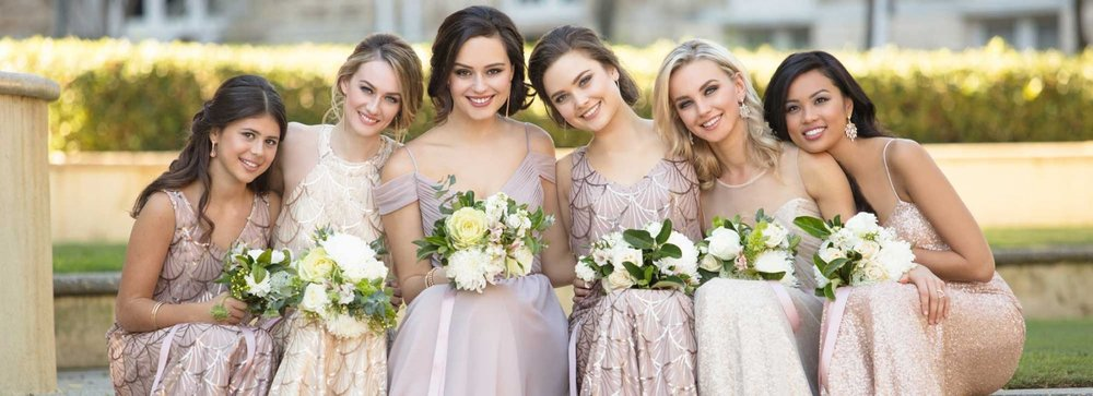 bridesmaids wedding dresses baton rouge