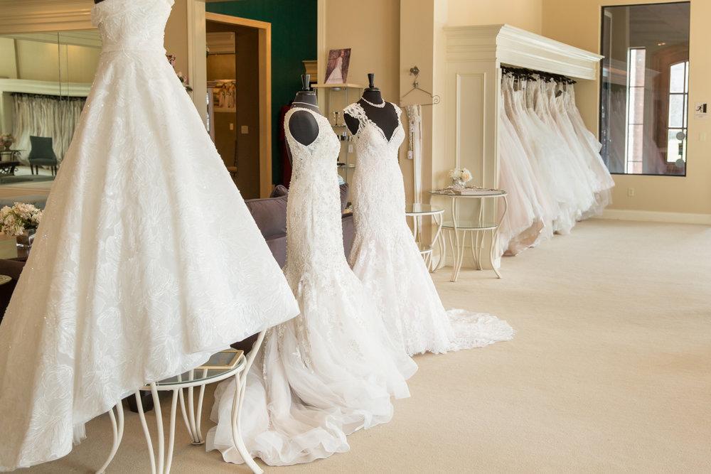 Baton Rouge Wedding Dress - 4