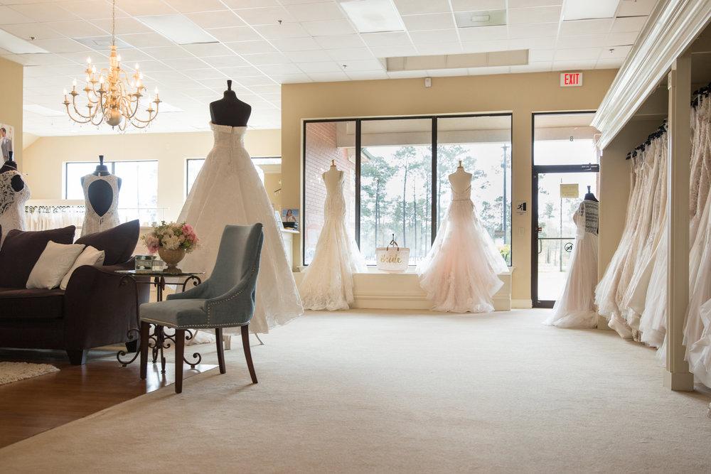 Baton Rouge Wedding Dress - 5