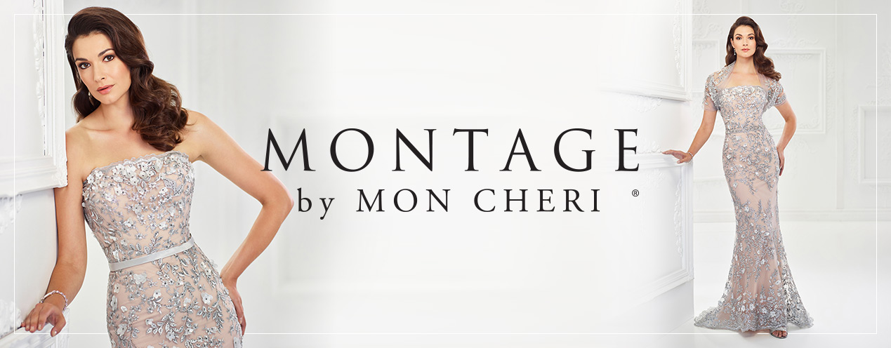 Montage by Mon Cheri Trunk Show — Wedding dresses Baton Rouge