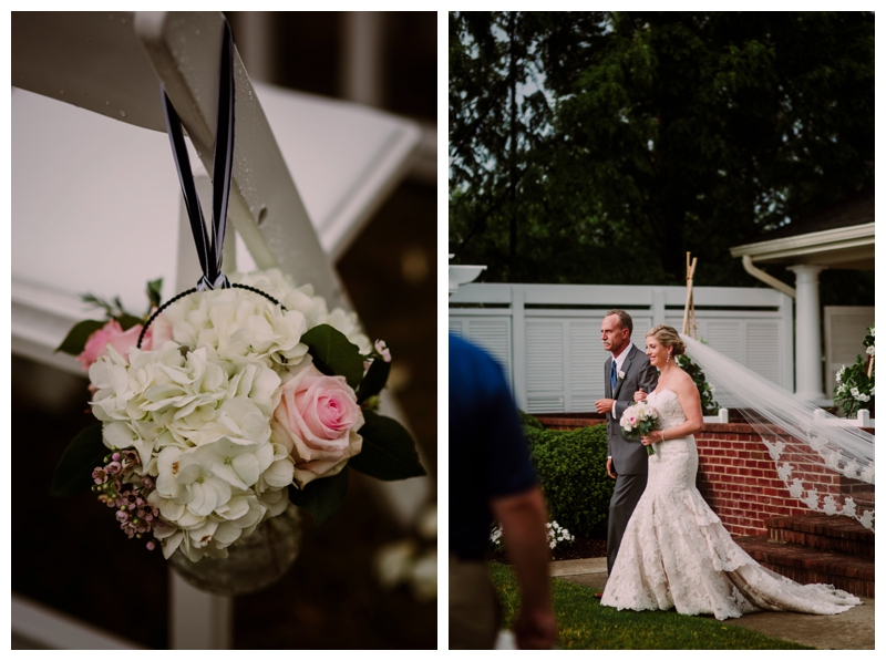 Christy & Mark | Chesapeake Bay Beach Club Ballroom Wedding, Stevensville MD