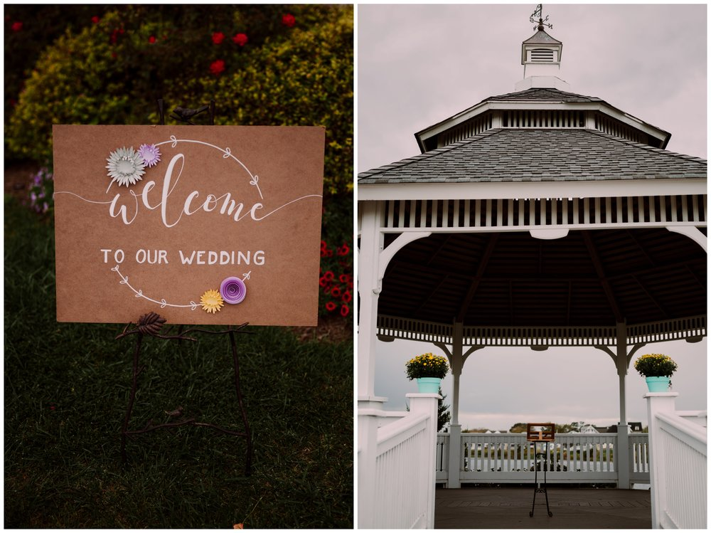 Nicole & Joe | Trendy Bohemian Belmar NJ Beach Wedding