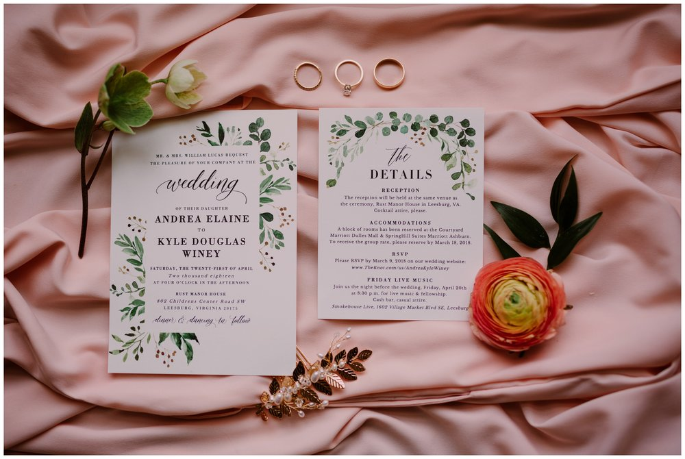 Andrea & Kyle | Traditional Virginia Rust Manor Wedding Highlights | Virginia Wedding Photographer-1.jpg