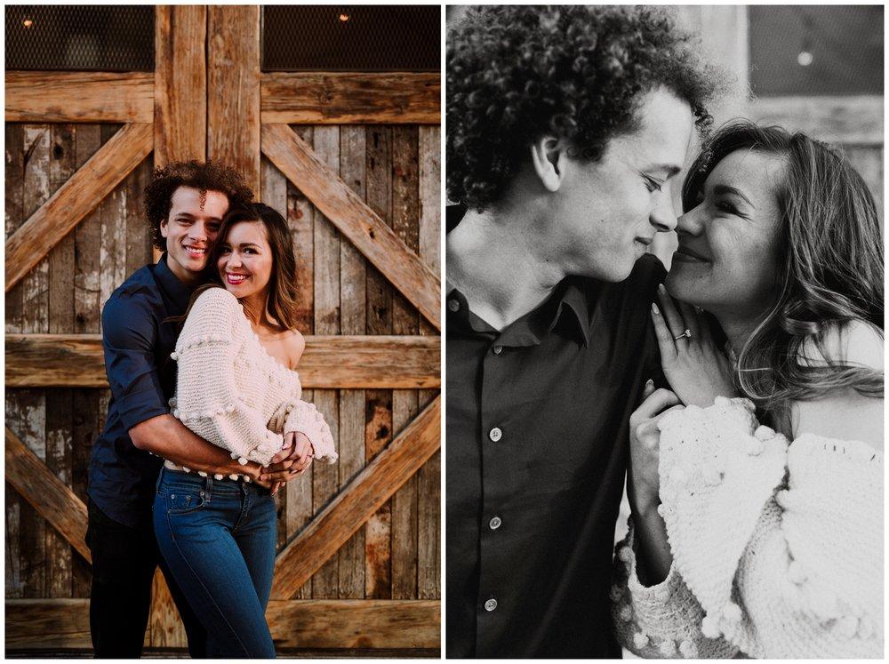 Grace and Damon | Stylish Chelsea NYC and Hoboken Engagement Session | NYC Wedding Photographer-65.jpg