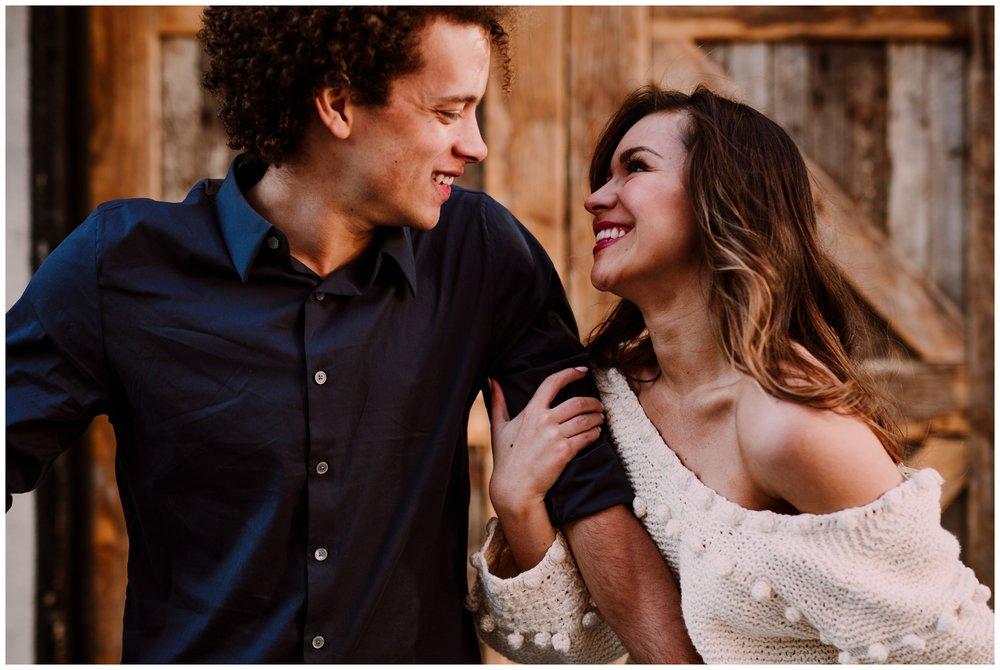 Grace and Damon | Stylish Chelsea NYC and Hoboken Engagement Session | NYC Wedding Photographer-66.jpg