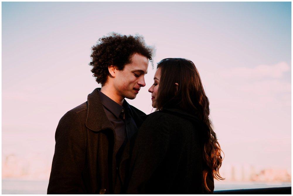 Grace and Damon | Stylish Chelsea NYC and Hoboken Engagement Session | NYC Wedding Photographer-92.jpg
