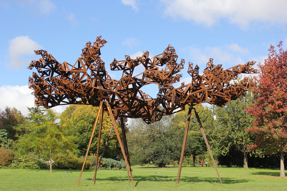 Frieze Sculpture Park 2015