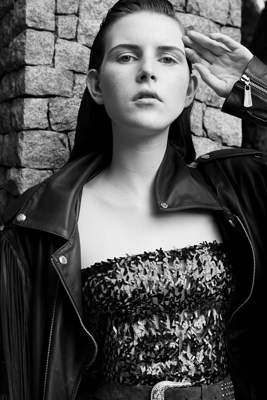 Jaqueta – Juliana Jabour  Vestido – Anderson Reis Couture