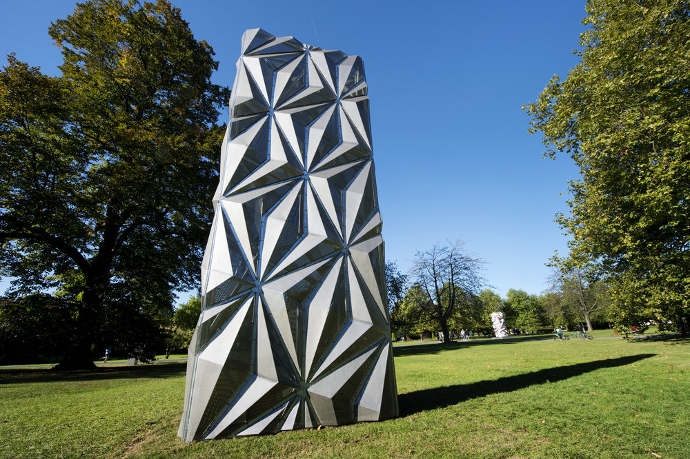 Conrad Shawcross, 'Monolith (Optic)'