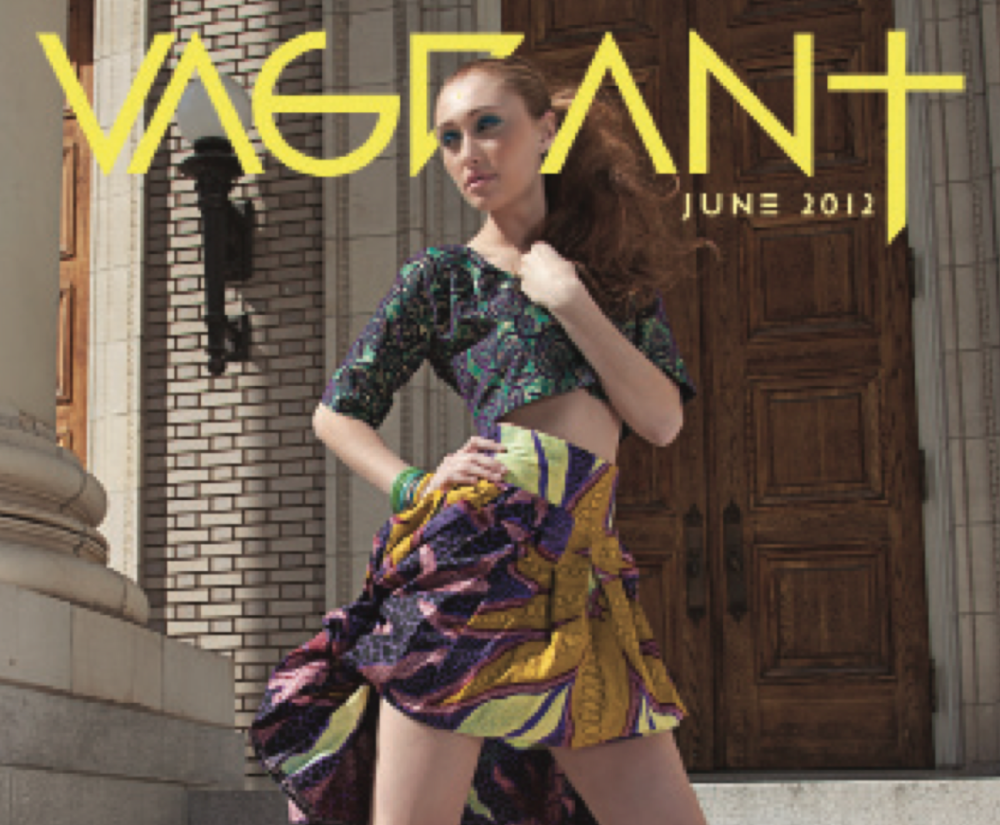 Vagrant Magazine June 2012