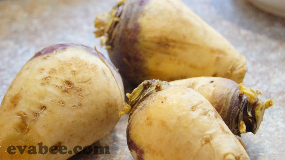 Ahh... Turnips