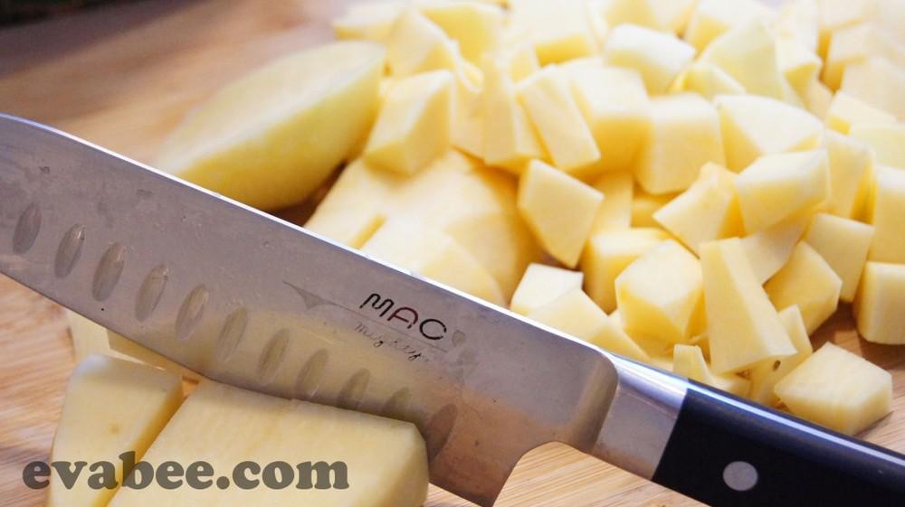 Chop em up..