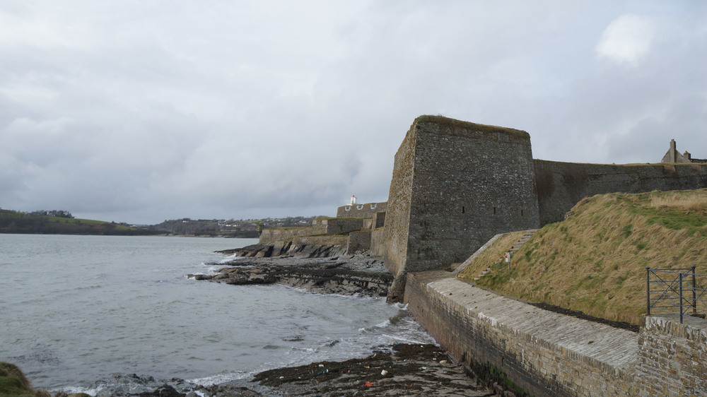 Charles Fort, Kinsale. Or is it Game of Thrones..??