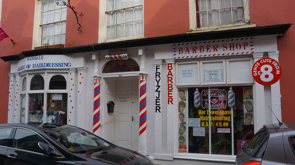 Barbershop in Kinsale