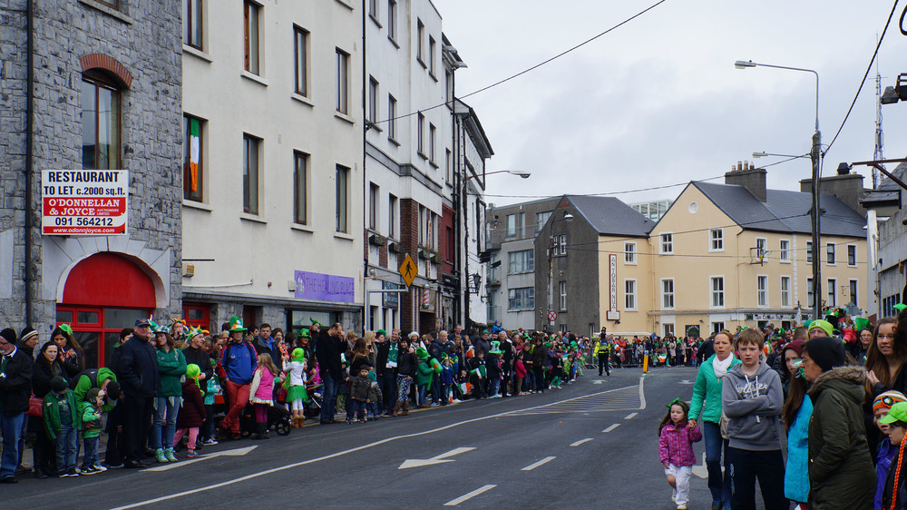 Galway Parade