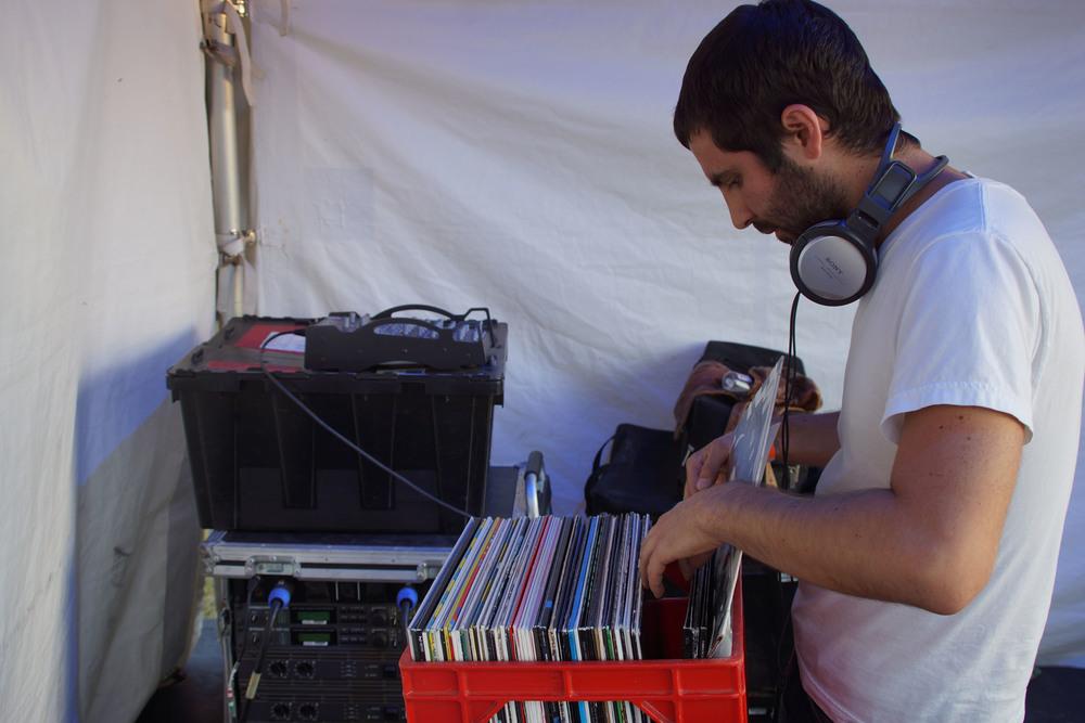 Ottawa DJ Adam Saikley