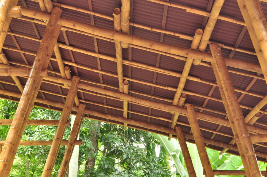 teto de telha Onduline