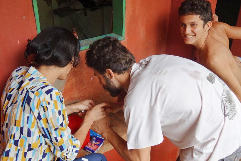 Disposição e proatividade são sempre bem-vindas no TIBÁ. Estamos sempre prontos para ajudar e compartilhar.
