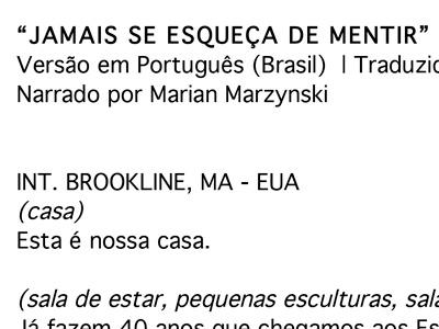 Portugese script