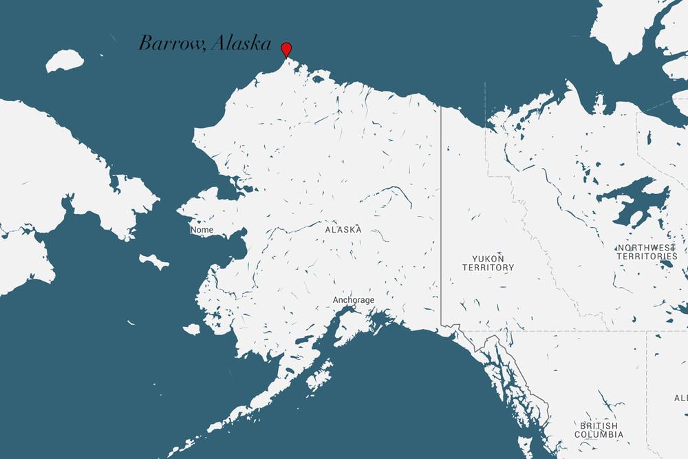 Moving to Alaska story