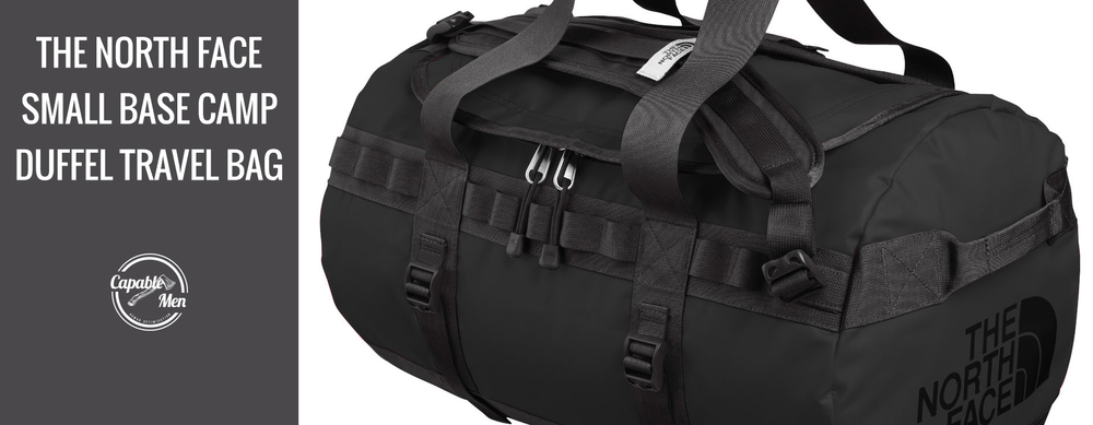 For the frequent travellers reading, I'm sure you've seen these things at airports everywhere. The small size ensures it meets the criteria of the airline's carry-on requirements when flying. The basecamp offers a durable light weight travel bag that can be either worn over the shoulder or on the back.