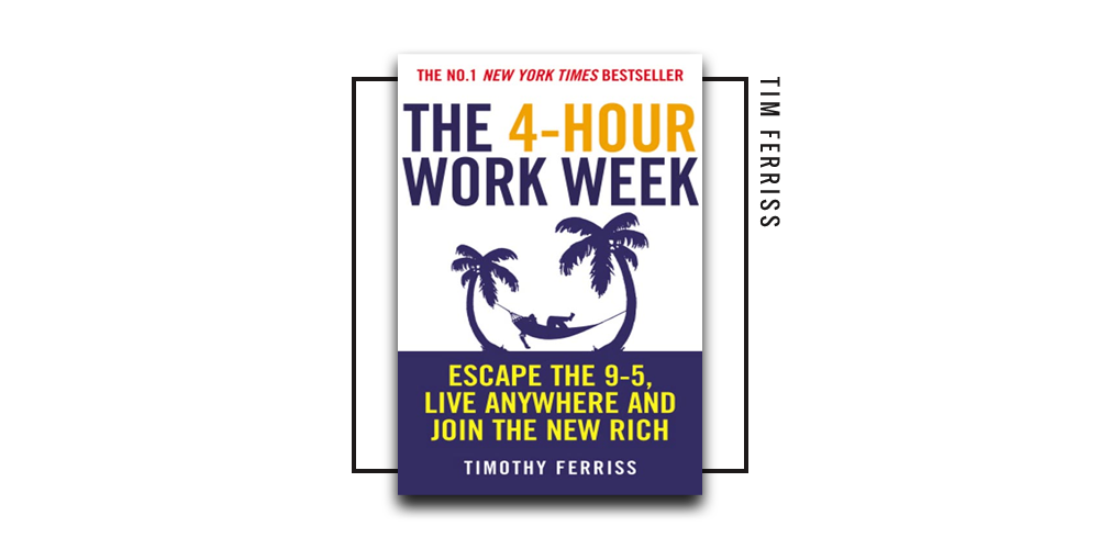 One of my all time favourite pieces of literature for freeing up your own time and formulating a passive income stream