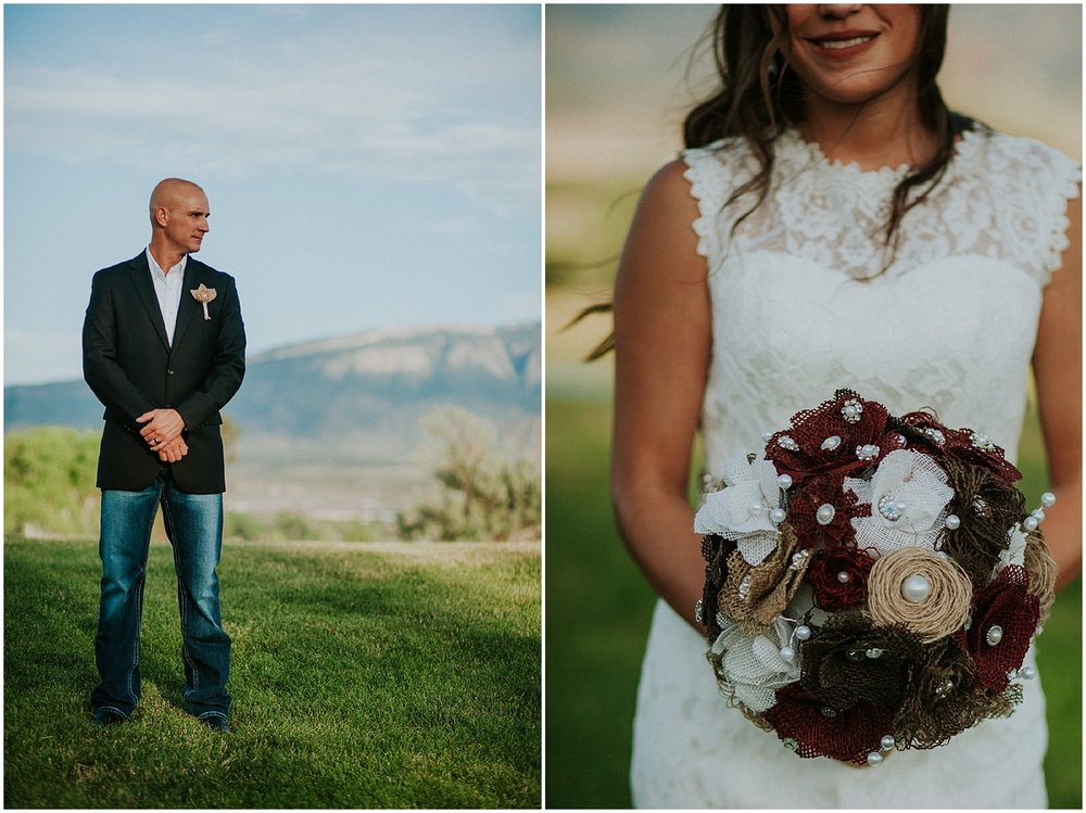 It was an absolute pleasure to document Brieanna + Josh's rustic Prairie Star Restaurant Wedding at Prairie Star Restaurant & Wine Bar in Santa Ana Pueblo, New Mexico. Brieanna and Josh's love story began when Josh was called to handle a call at the Plaza Hotel in Las Vegas, New Mexico…