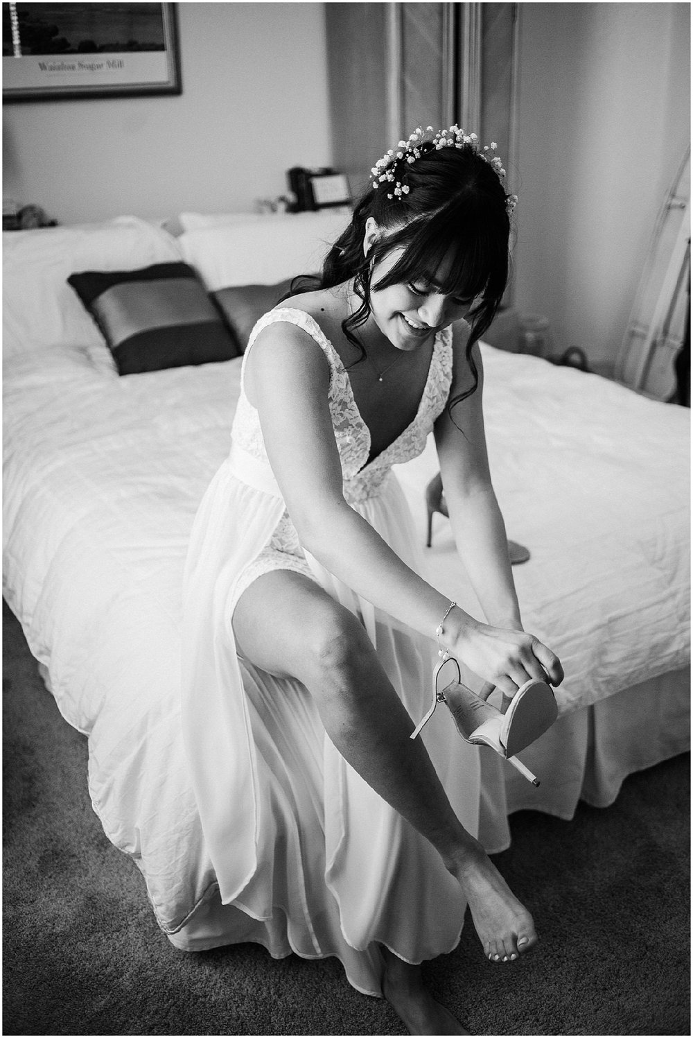 Bridal Style Inspiration at this Backyard Albuquerque Elopement | Downtown Contemporary Art Studio | Albuquerque, New Mexico | Jasper K Photography