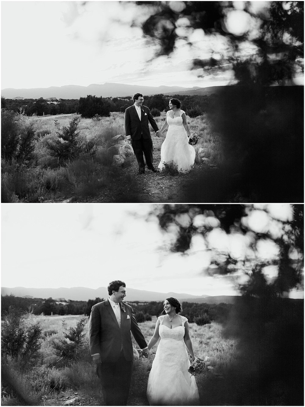 Ryan proposed to Mallory at the Studio Ghibli Museum in Mitaka, Japan so it was fitting that their beautiful wedding day at Nature Pointe weddings in Tijeras, New Mexico was like a Miyazaki film come to life. A lot of planning went into their wedding. The magic of Miyazaki's films is unlike any other so incorporating the magnificence of his imagination into Mallory + Ryan's wedding day was a must. The intricacy of their wedding details were absolutely AMAZING!